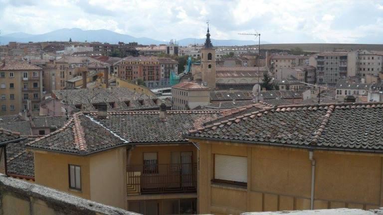 A Segovia houses