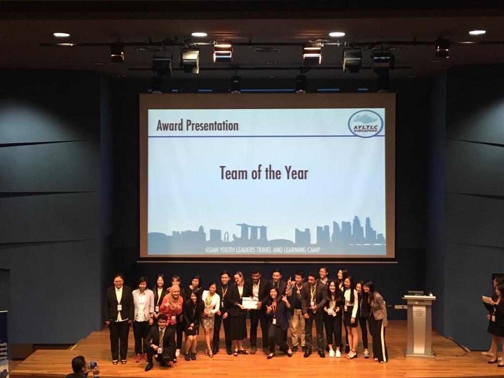 a SG award