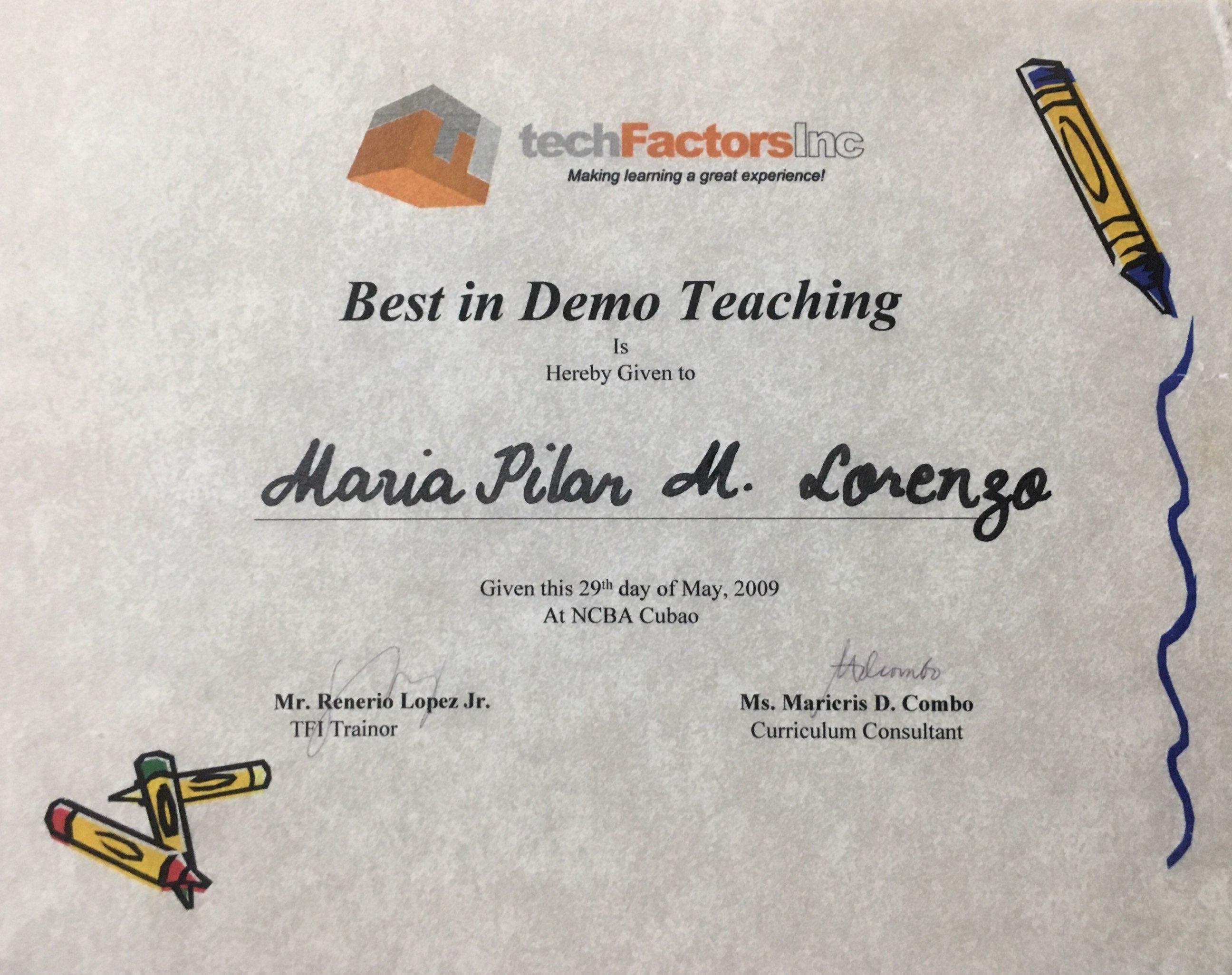 Best in Demo Teaching Award.jpg