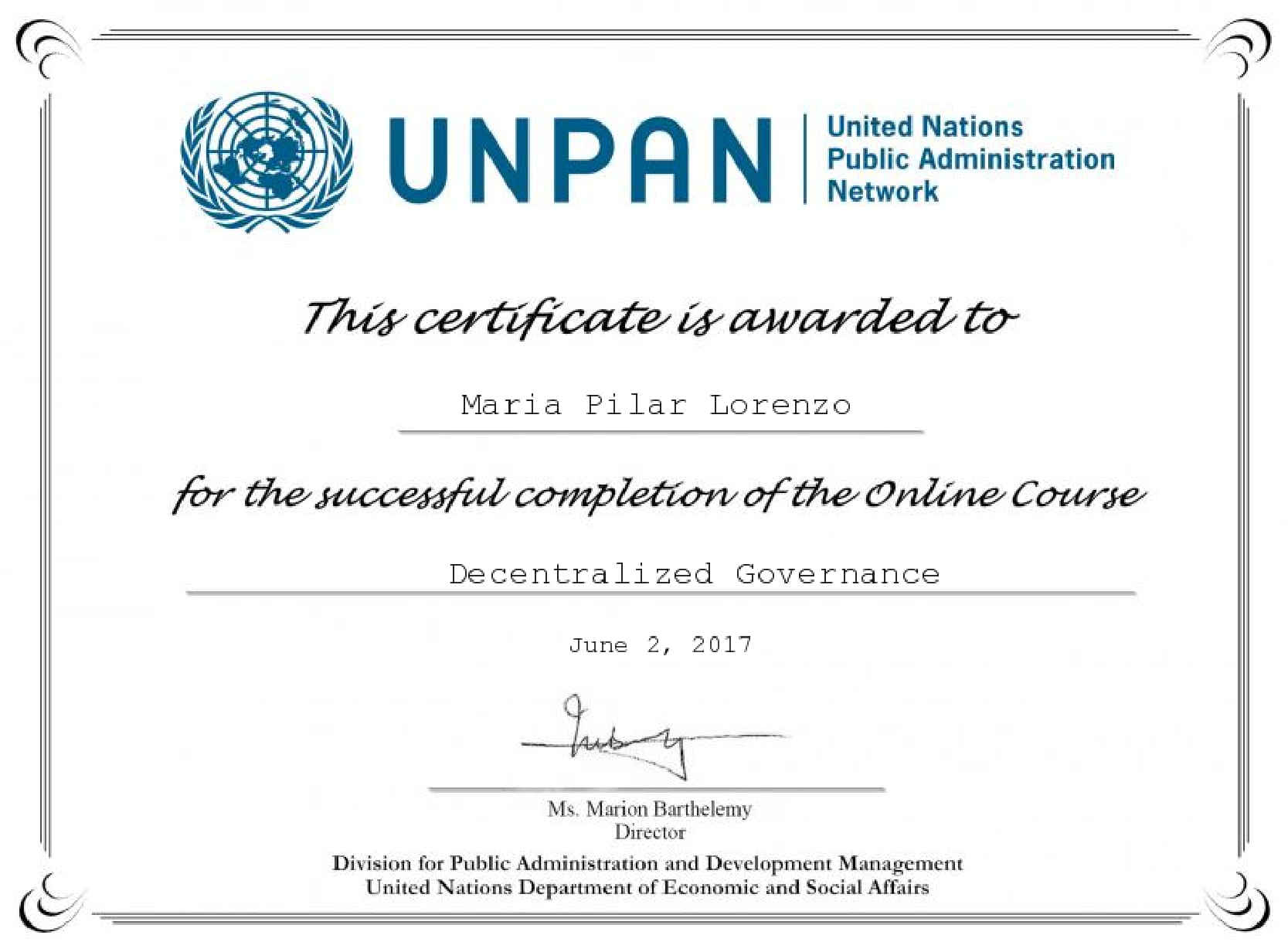 UNPAN Decentralized Governance-1